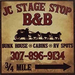 JC Stage Stop B&B Resort image