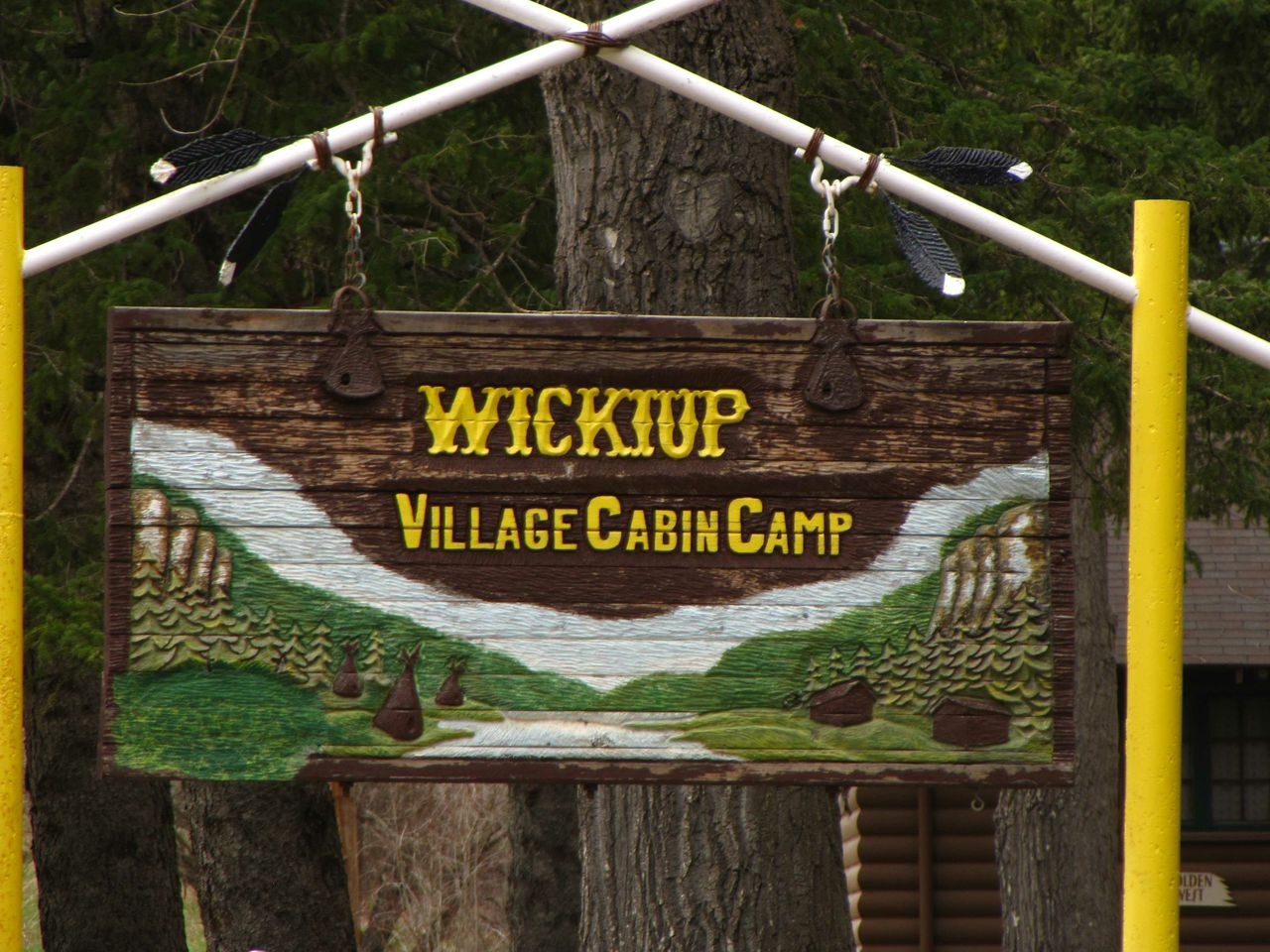 Wickiup Village image